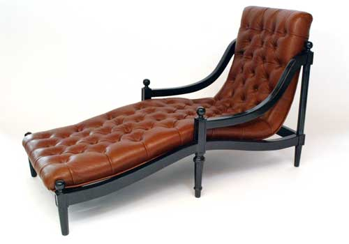 1950s chaise lounge red modern furniture for 1950 chaise lounge