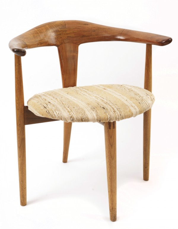 Sculpted Teak Dining Chairs By Moreddi Red Modern Furniture