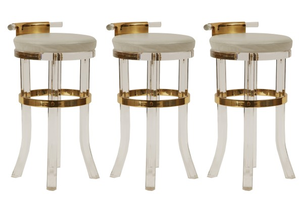 Stainless Steel And Brass Furniture Pictures to Pin on Pinterest