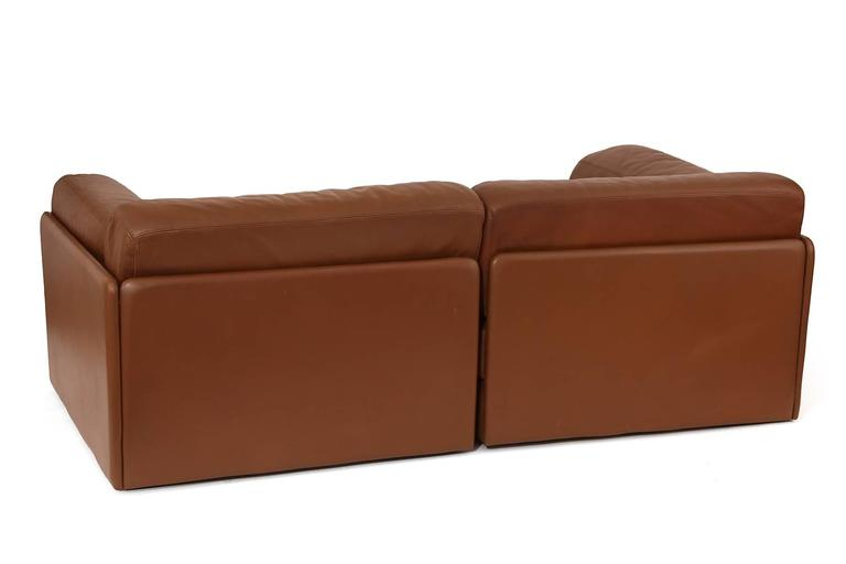 Bon De Sede Convertible Leather Sofa Or Chairs