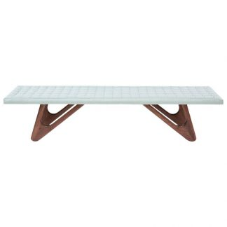 Leather-and-Sculpted-Walnut-Bench-1